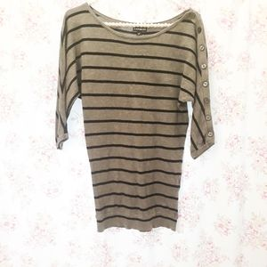 Express Sweater - Off Shoulder XS